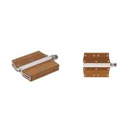 Pedali in legno