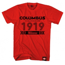 CINELLI T-shirt COLUMBUS 1919