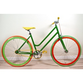 Bici Fixed FT Evergreen