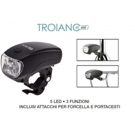 Fanale 5 led Adventure