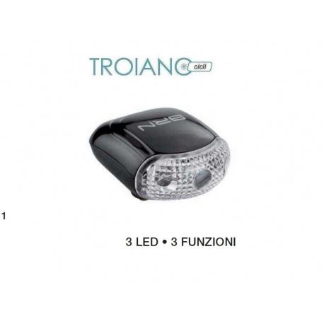 Fanalino Anteriore 3 LED