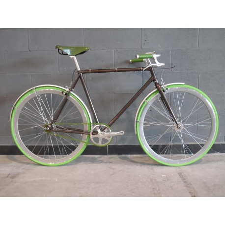 Bici Fixed FT Green Life