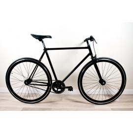 Bici Fixed FT Total Black
