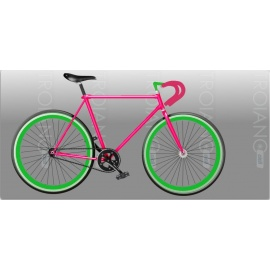Bici Fixed FT Shocking Pink