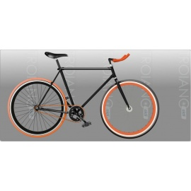 Bici Fixed FT Clockwork Orange
