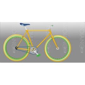 Bici Fixed FT Brasile