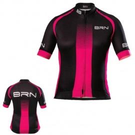 Maglia Ciclismo Brn Manica Corta donna