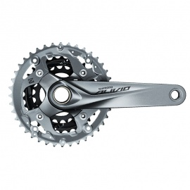SHIMANO Guarnitura ALIVIO 9 V